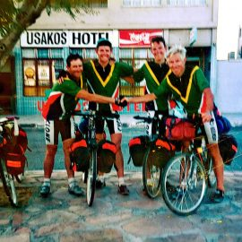 Namibia Cycle Tour – 1994